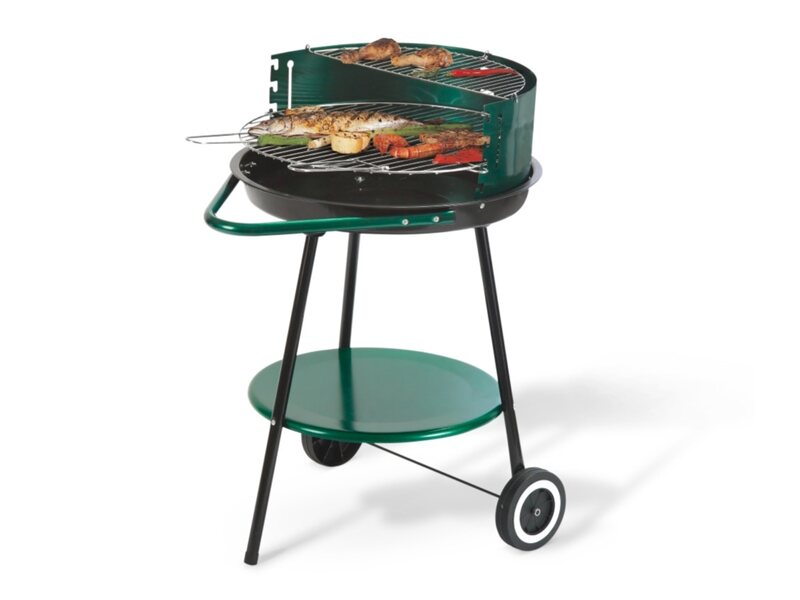 Tepro Holzkohlegrill Obi : Cmi holzkohle grillwagen kaufen bei obi