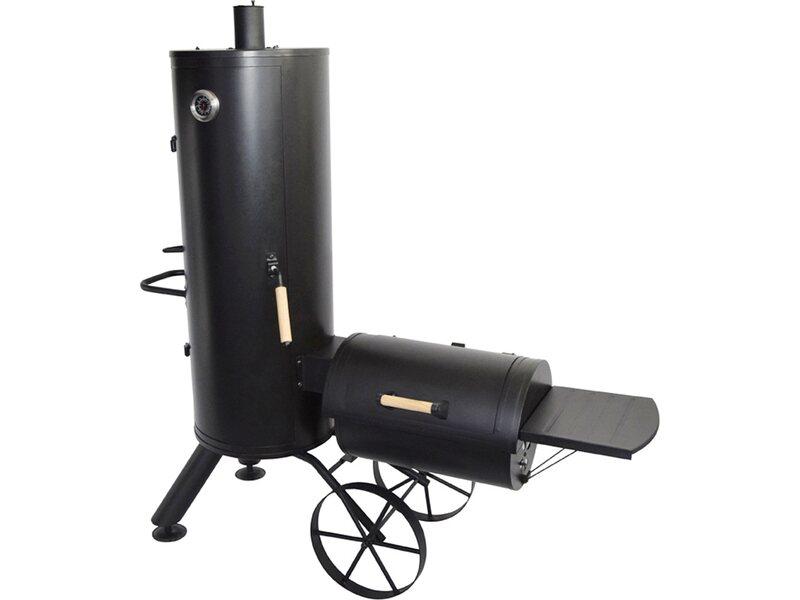 Tepro Holzkohlegrill Obi : Activa smoker springfield kaufen bei obi