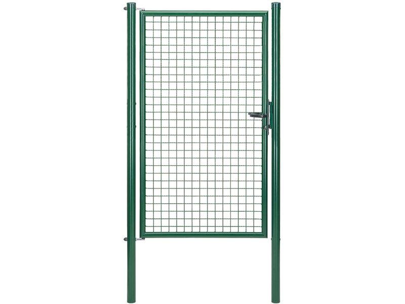 Einzeltor für Maschendraht- und Fix-Clip Pro-Zaun Grün 175 cm x ...