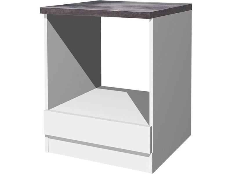 Flex-Well Herdumbauschrank mit Arbeitsplatte Lucca 60 cm kaufen bei OBI