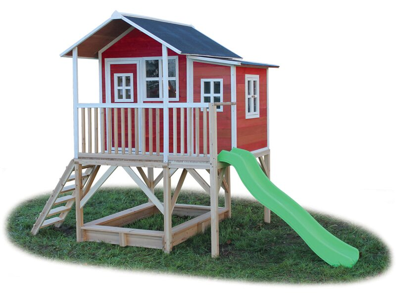 Klettergerüst Haus : Spieltürme & spielanlagen online kaufen bei obi