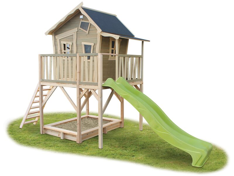 Klettergerüst Winnetou : Spieltürme & spielanlagen online kaufen bei obi