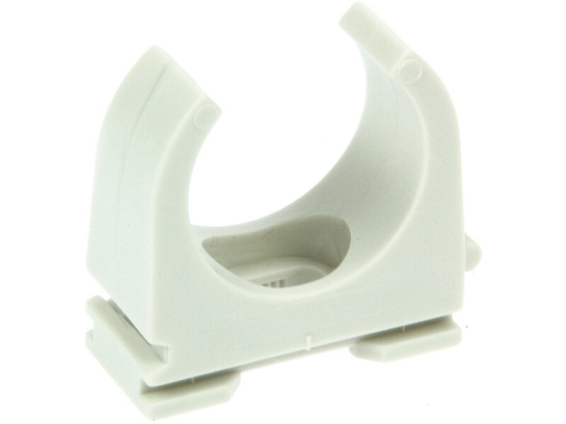don quichotte rohrclip 15 mm 16 mm 100 st ck kaufen bei obi. Black Bedroom Furniture Sets. Home Design Ideas