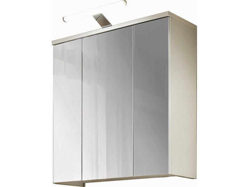 Kesper spiegelschrank 80 cm eek a kaufen bei obi for Spiegelschrank obi