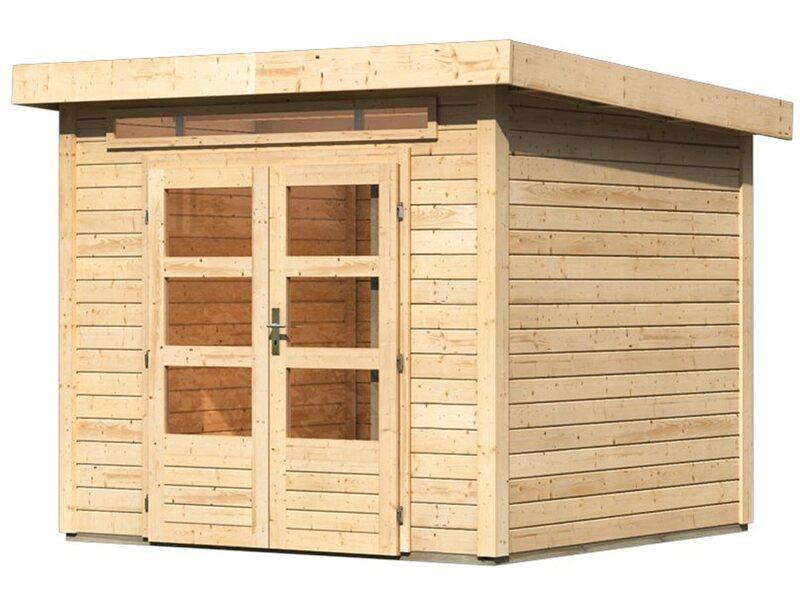 Fußboden Gartenhaus Holz ~ Gartenhaus fußboden nageln oder schrauben karibu holz gartenhaus