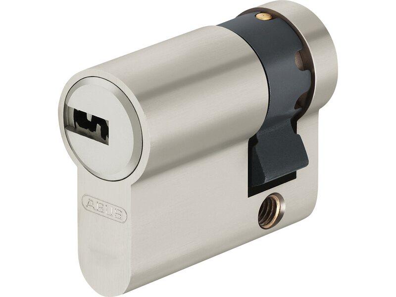 a//b 40//70mm ABUS EC550 Profil-Doppelzylinder L/änge c=110mm mit 5 Schl/üssel
