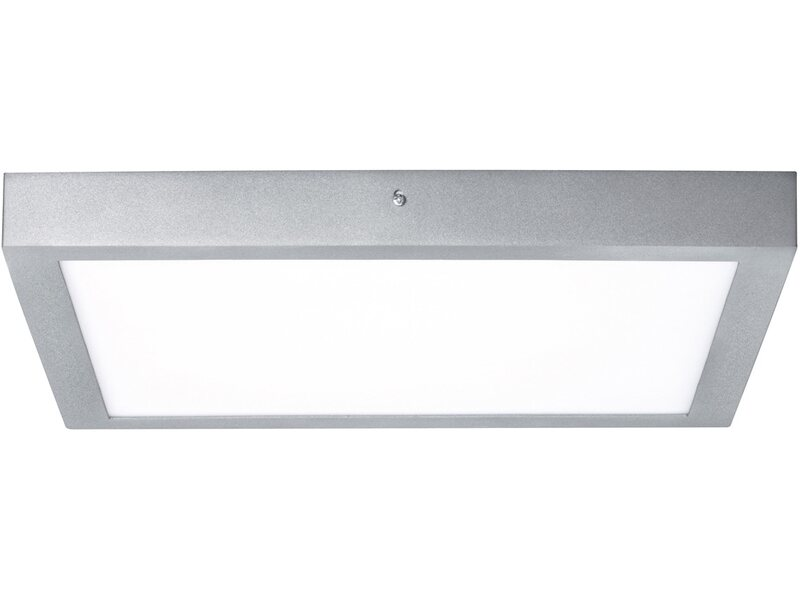 paulmann wallceiling led panel lunar 40 cm x 40 cm chrom. Black Bedroom Furniture Sets. Home Design Ideas