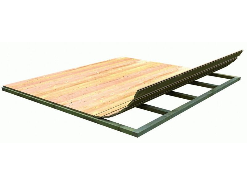 Fußboden Für Gartenhaus ~ Gartenhaus mm cm mit fußboden innenraum u ac