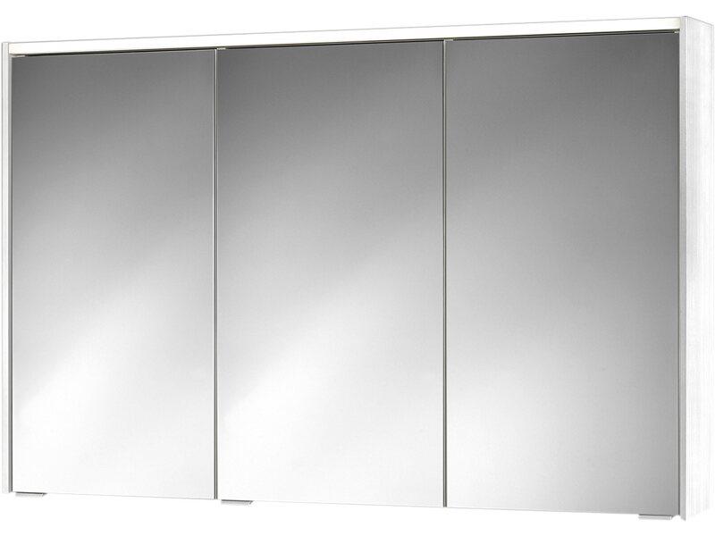 sieper spiegelschrank 120 cm khx 120 holzdekor wei eek a kaufen bei obi. Black Bedroom Furniture Sets. Home Design Ideas