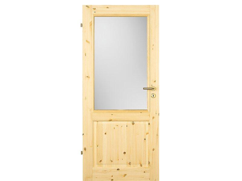 zimmert r landhaus kiefer la 86 cm x 198 5 cm anschlag links kaufen bei obi. Black Bedroom Furniture Sets. Home Design Ideas