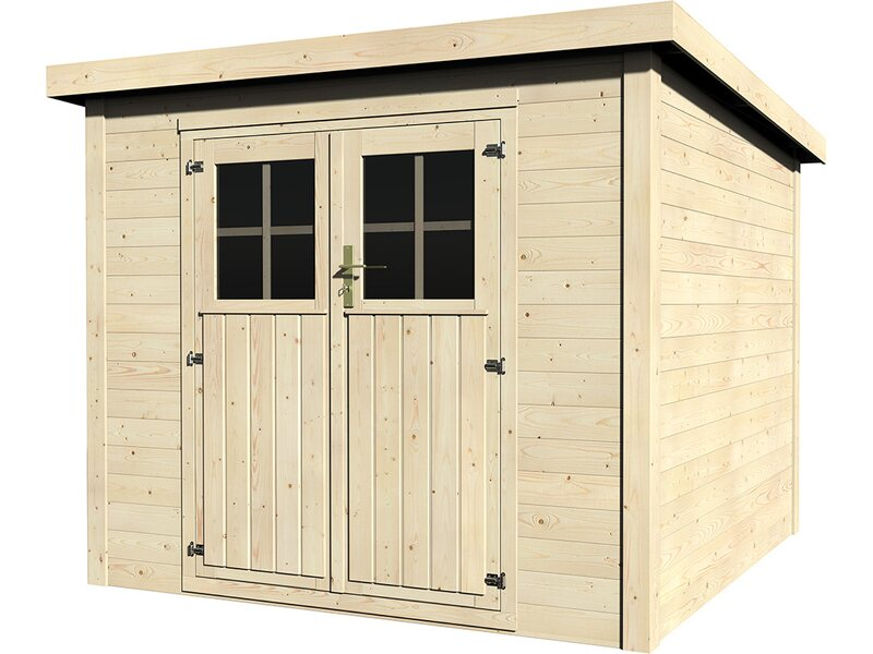 Holz Gartenhaus Infos Und Preiswert Online Kaufen