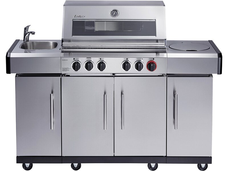 Enders Gasgrill Chicago Test : Enders grill online kaufen bei obi