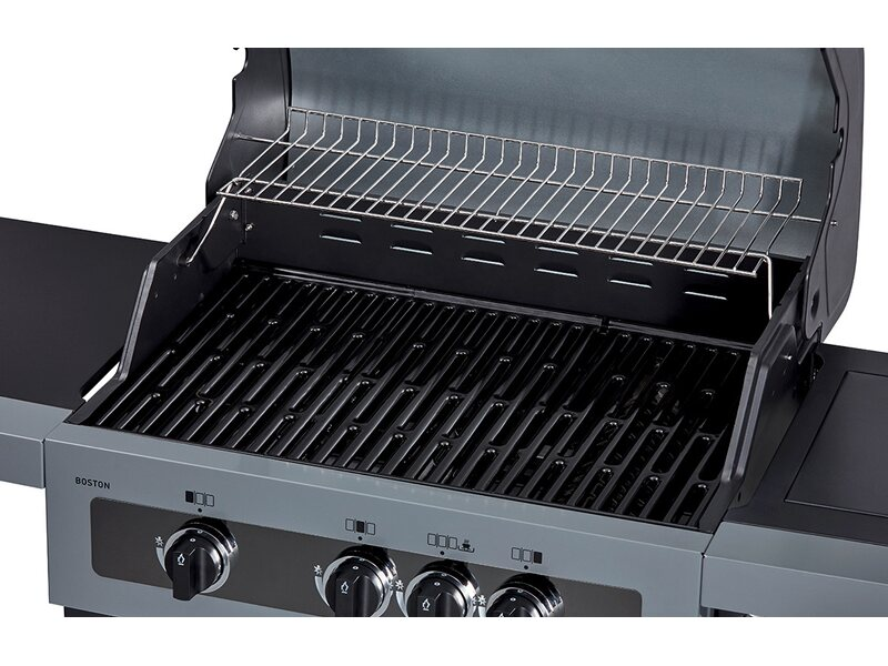 Enders Gasgrill Chicago 3 Erfahrungen : Enders gasgrill boston black k kaufen bei obi