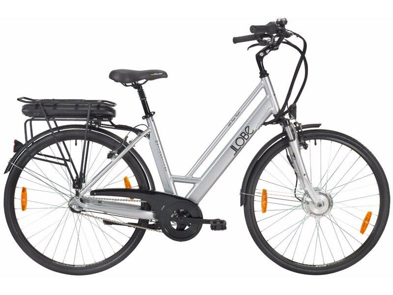 llobe e bike 28 metropolitan lady 3g kaufen bei obi. Black Bedroom Furniture Sets. Home Design Ideas