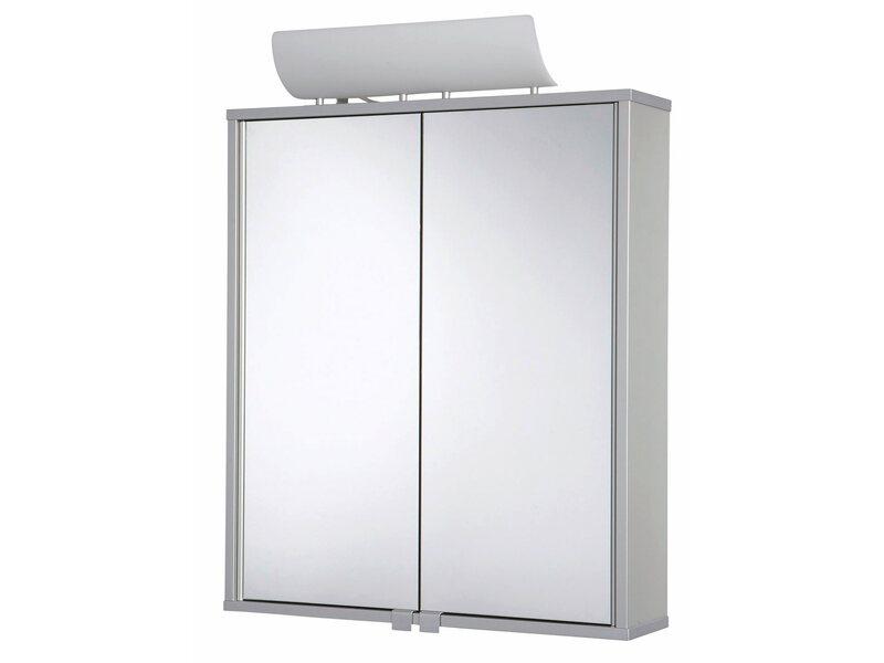 jokey spiegelschrank alusmart 60 cm alu eek a kaufen bei obi. Black Bedroom Furniture Sets. Home Design Ideas