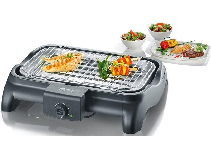 Severin Elektrogrill Wasser : Severin pg barbecue grill grill vorteile nachteile