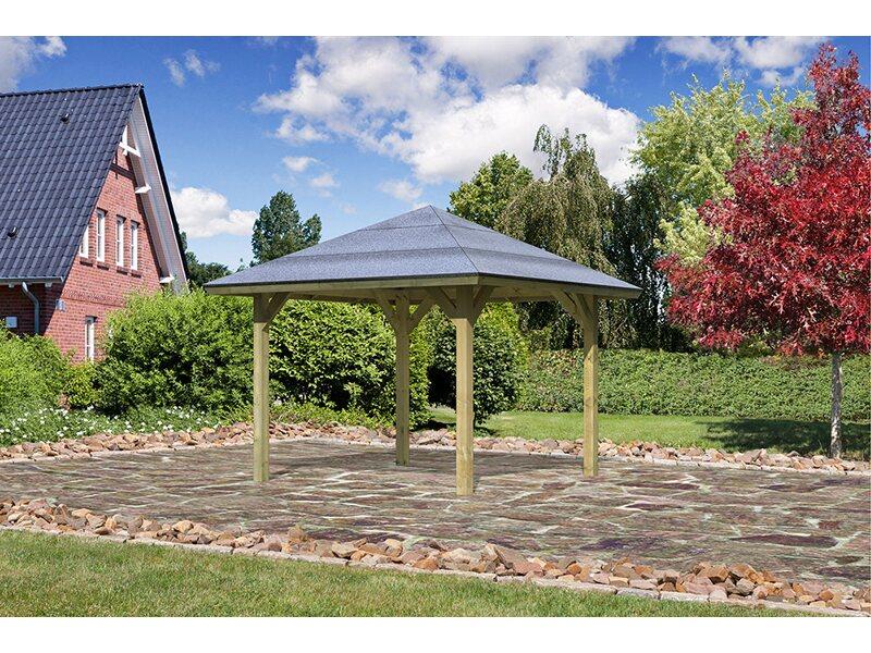 Pavillons Kaufen Eigenschaften : Gartenlauben & holz pavillons online kaufen bei obi