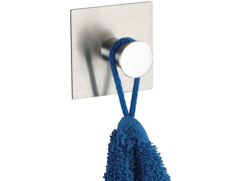 Wenko wandhaken accadia edelstahl matt kaufen bei obi