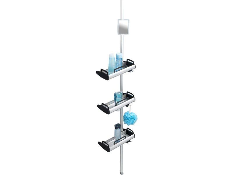 Wenko teleskop dusch regal line aluminium kaufen bei obi