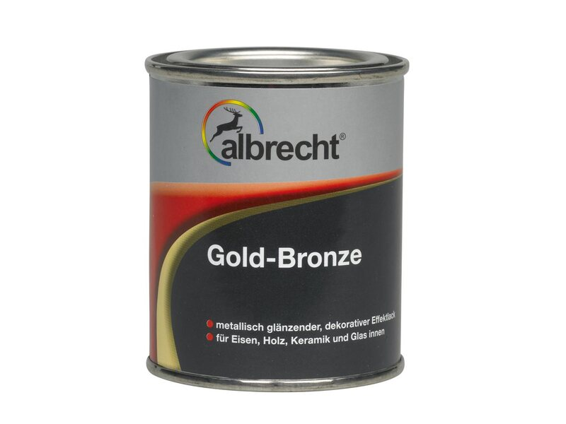 albrecht gold bronze gl nzend 125 ml kaufen bei obi. Black Bedroom Furniture Sets. Home Design Ideas