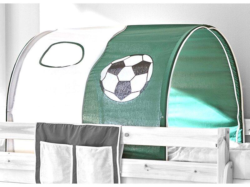 Etagenbett Obi : Tunnel für hoch und etagenbetten dunkelgrün weiß goal kaufen bei obi