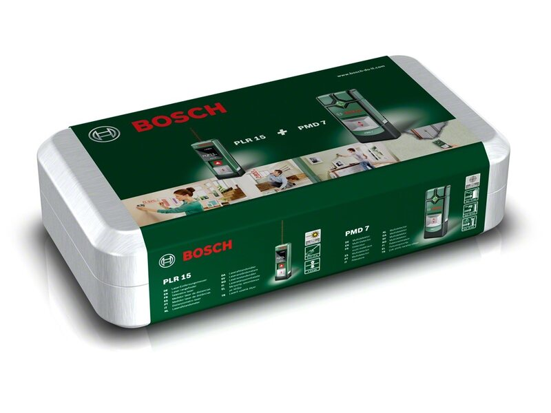 Bosch messtechnik set plr 15 pmd 7 kaufen bei obi