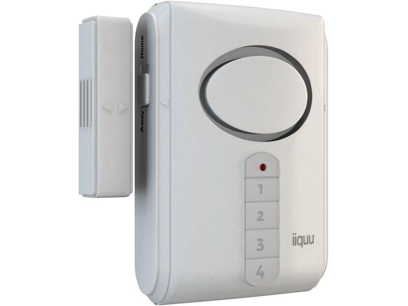 Kühlschrank Tür Alarm : Alarmanlage online kaufen bei obi