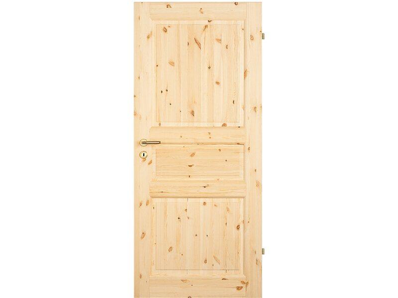 zimmert r landhaus kiefer 86 cm x 198 5 cm anschlag rechts kaufen bei obi. Black Bedroom Furniture Sets. Home Design Ideas