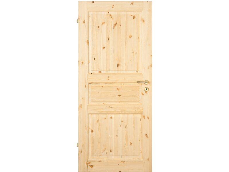 zimmert r landhaus kiefer 73 5 cm x 198 5 cm anschlag links kaufen bei obi. Black Bedroom Furniture Sets. Home Design Ideas