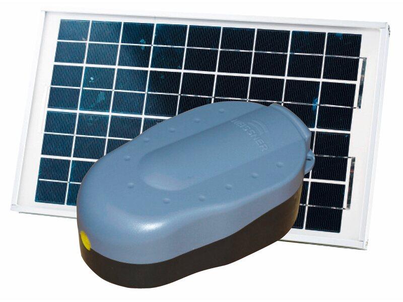 heissner solar teichbel fter 150 l h kaufen bei obi. Black Bedroom Furniture Sets. Home Design Ideas