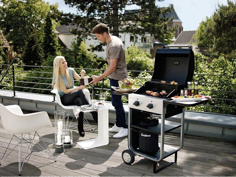 Enders Gasgrill Tisch : Enders gasgrill brooklyn mit brennern kaufen bei obi