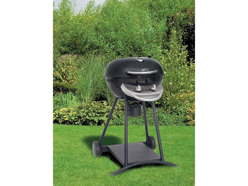 Outdoorküche Garten Edelstahl Obi : Tepro kugel gasgrill hillside brenner kaufen bei obi