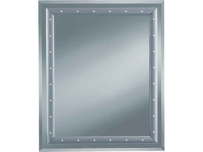 Facettenspiegel vigo mit kunststoffrahmenprofil 50 cm x 60 cm kaufen bei obi - Spiegel zuschnitt obi ...