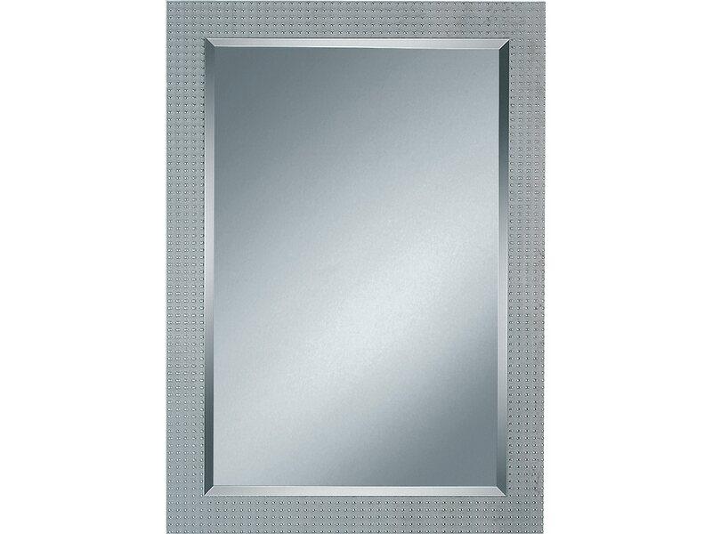 glas auf glas spiegel puntino mit facettenschliff kaufen bei obi. Black Bedroom Furniture Sets. Home Design Ideas
