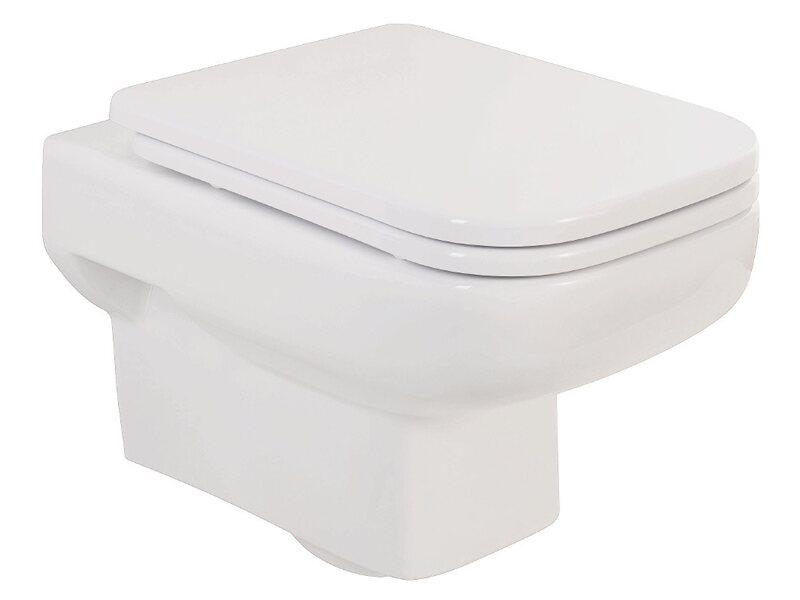 sanitop wingenroth wand wc set cubo nano clean wei kaufen bei obi. Black Bedroom Furniture Sets. Home Design Ideas