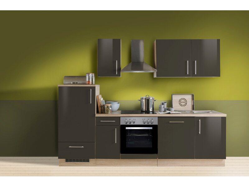 Miniküche Mit Kühlschrank Roller : Küchenzeilen miniküchen günstig online kaufen bei obi
