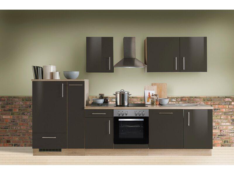 Miniküche Mit Geschirrspüler Ohne Kühlschrank : Küchenzeilen miniküchen günstig online kaufen bei obi
