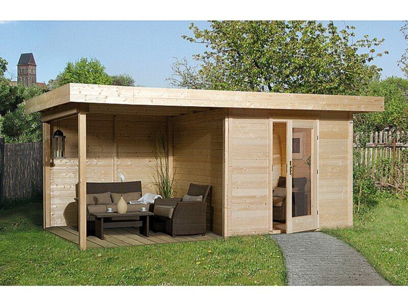obi holz gartenhaus florenz a gr e 3 natur 530 cm x 210. Black Bedroom Furniture Sets. Home Design Ideas