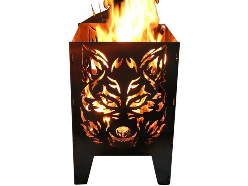 svenskav feuerkorb wolf l kaufen bei obi. Black Bedroom Furniture Sets. Home Design Ideas
