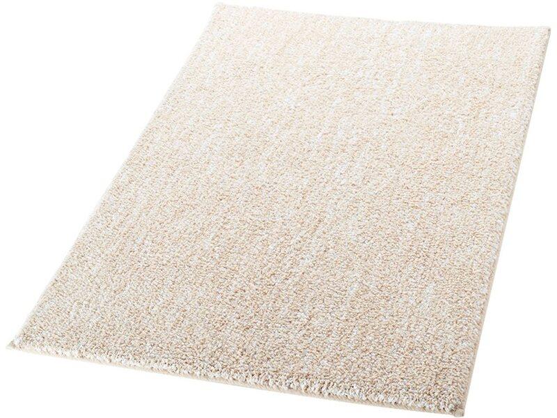 ridder badteppich melange sand 90 cm x 60 cm kaufen bei obi. Black Bedroom Furniture Sets. Home Design Ideas