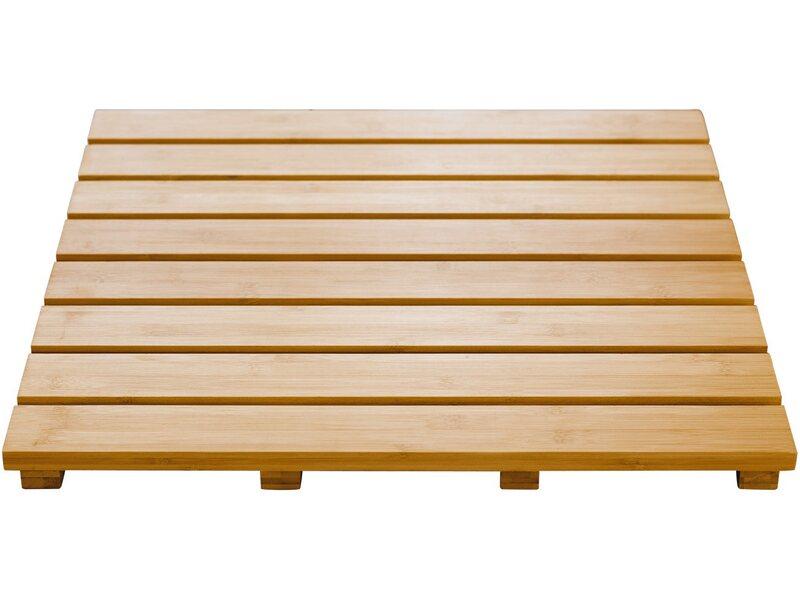 ridder wc vorlegerost aus holz grating bambus natur 52 cm x 52 cm kaufen bei obi. Black Bedroom Furniture Sets. Home Design Ideas