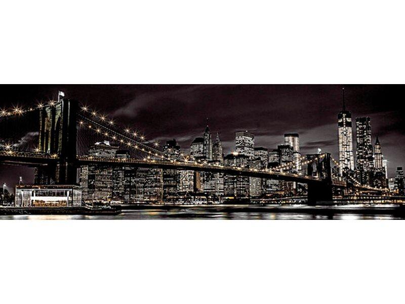 wandbild frank assaf new york 156 cm x 52 cm kaufen bei obi. Black Bedroom Furniture Sets. Home Design Ideas