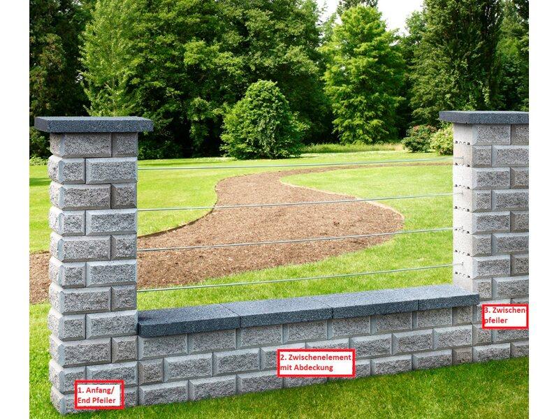 Steinmauer Kaufen Bei OBI