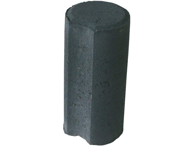 kleinpalisade anthrazit gekehlt 40 cmx 11 cm x 11 cm kaufen bei obi. Black Bedroom Furniture Sets. Home Design Ideas
