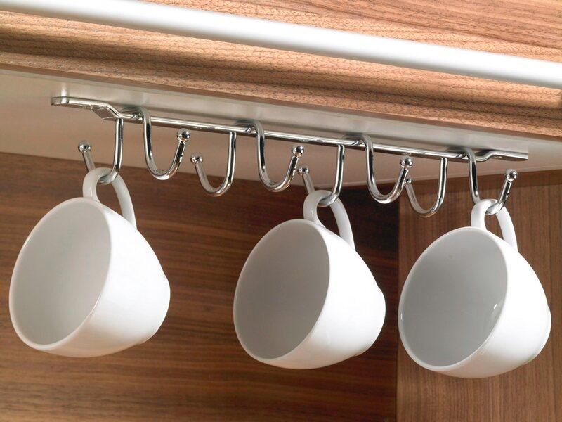 hettich tassenhalter f r unterbodenmontage kaufen bei obi. Black Bedroom Furniture Sets. Home Design Ideas