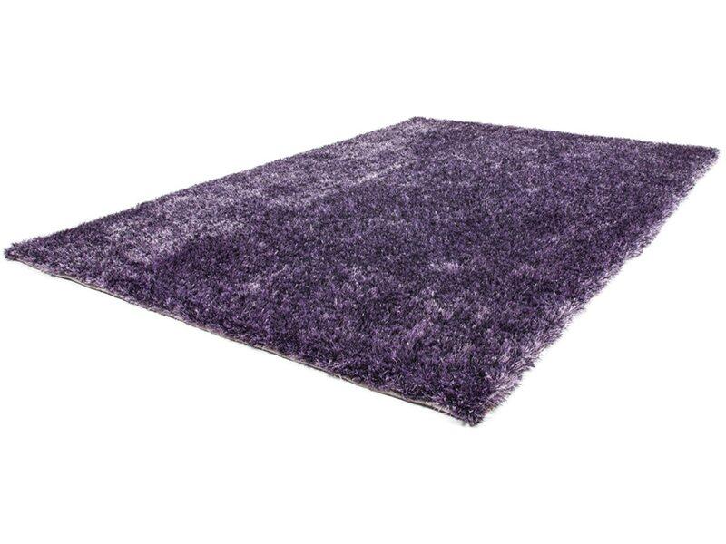 Teppich dallas 470 lila 160 cm x 230 cm kaufen bei obi for Balkon teppich obi