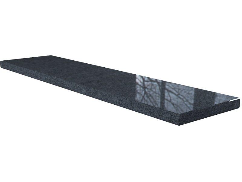 1200 mm Lang Anthrazit Fensterbank Ohne Seitenteile Fensterbrett 300 mm Tief