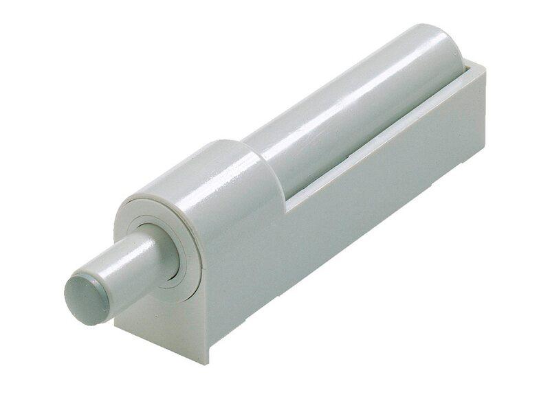 Hettich Universal Aufschraub-Türdämpfer Kunststoff Grau 4 Stück ...