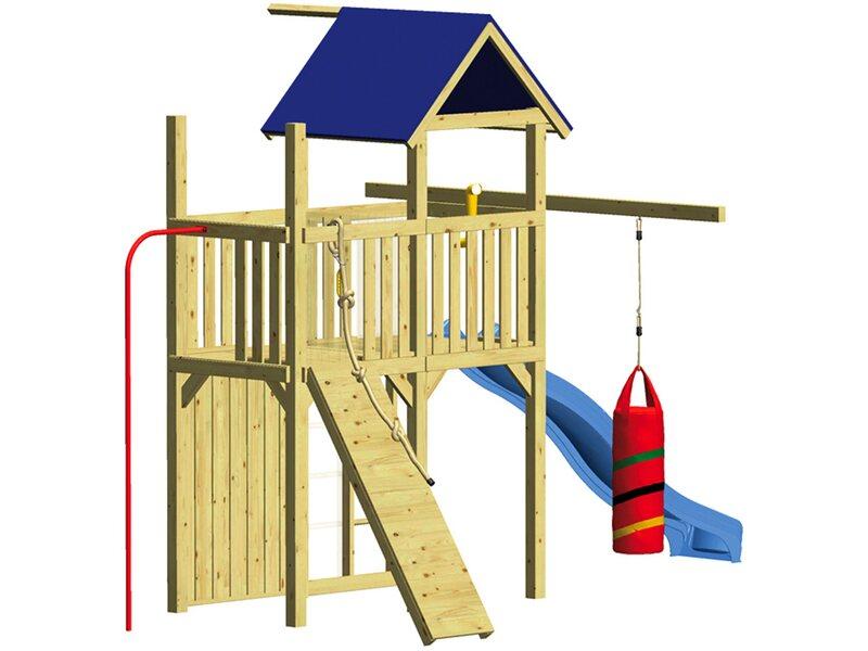 Klettergerüst Winnetoo : Spielturm winnetoo variante fireman kaufen bei obi