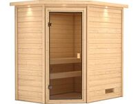 sauna cilja im obi online shop. Black Bedroom Furniture Sets. Home Design Ideas